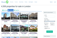 London homes for sale